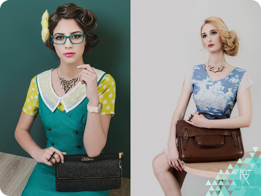 Fashion Editorial Girl Friday theme with colour blocking, model wearing Jeep Eyewear, photography Natalie Field at Nomads & Co