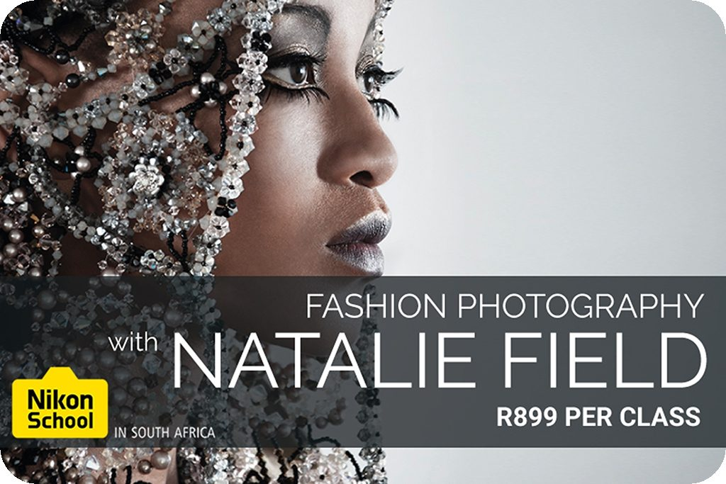Fashion Photography Workshop with Natalie Field at Nikon South Africa