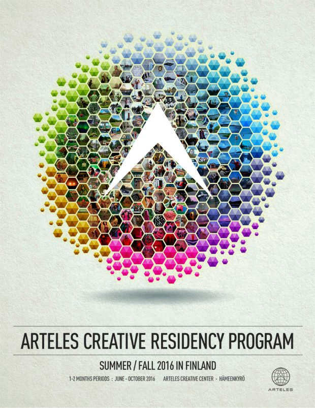 Artist residency program at Arteles Creative Center to be attended by photographic artist Natalie Field