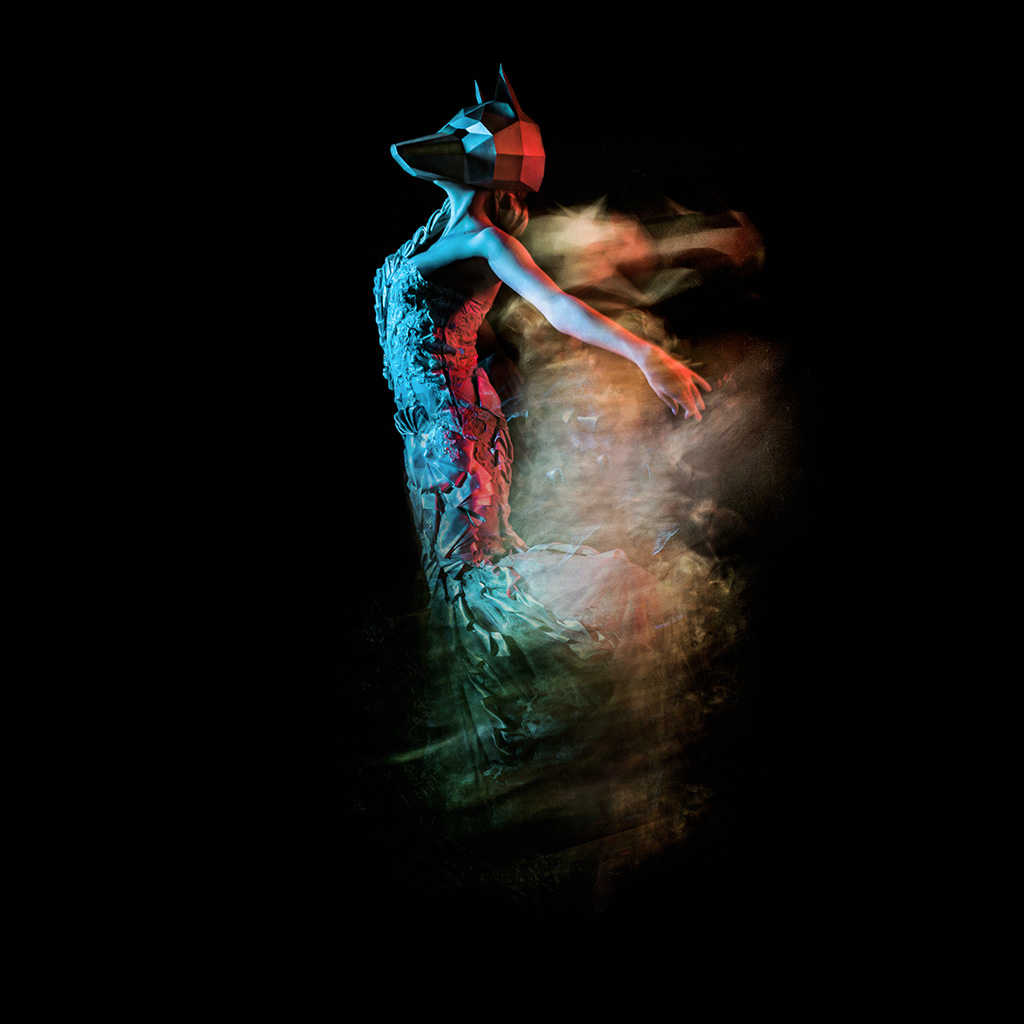 Conceptual Dance Photography Animal Within Natalie Field