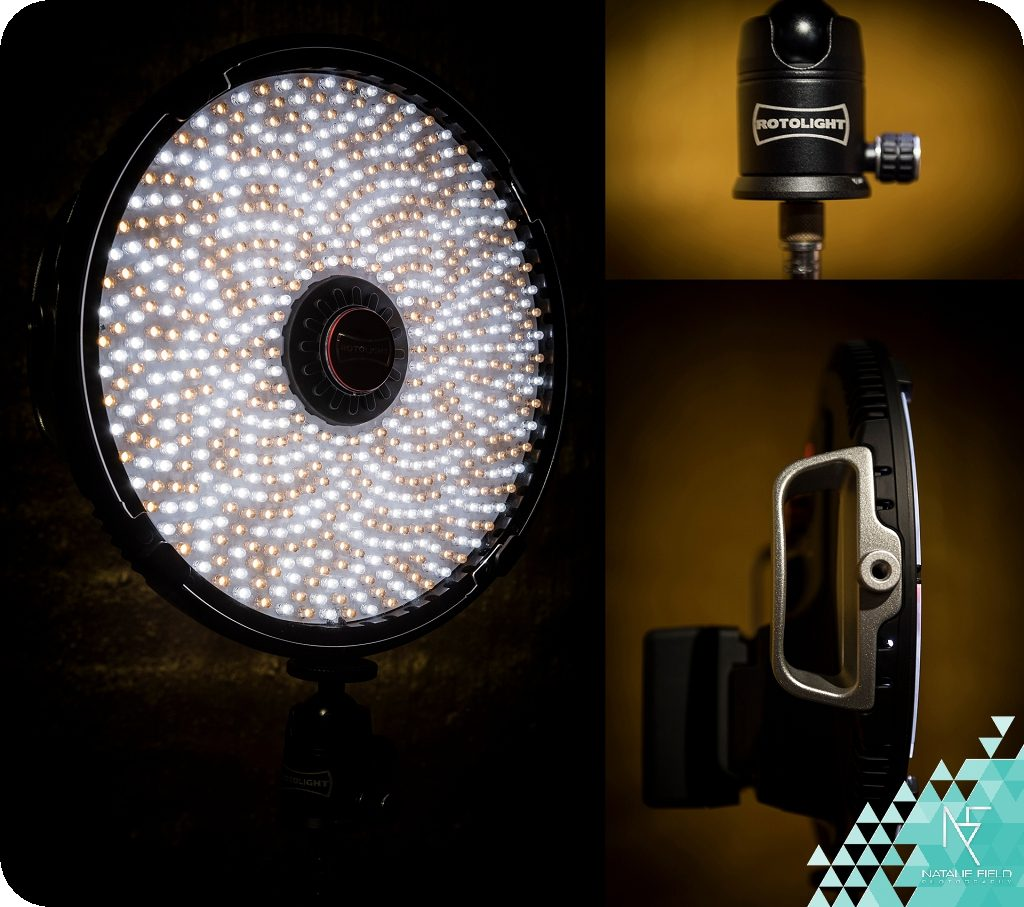 Short film created with Rotolight Aeos LED continuous light source review by Natalie Field