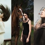 Portraiture of women showing genres like model portfolios, pet portraiture and celebrity portraiture by Natalie Field